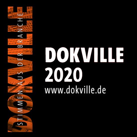 Visual DOKVILLE 2020 Stimmen aus der Branche