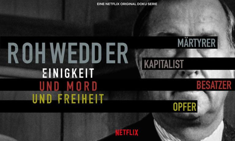"""Banner der Doku-Serie """"Rodwedder"""" von Netflix Original, © Gebrüder Beetz Filmproduktion"""