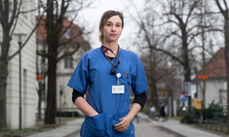 """Ärztin Charlotte Becker in """"Herz & Viren"""""""