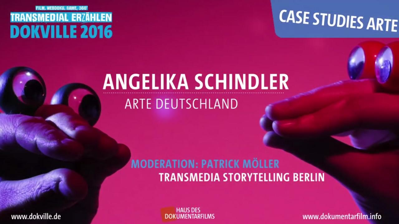 """Case Study: """"Looking for Shakespeare"""" von Angelika Schindler, Arte (HDF)"""
