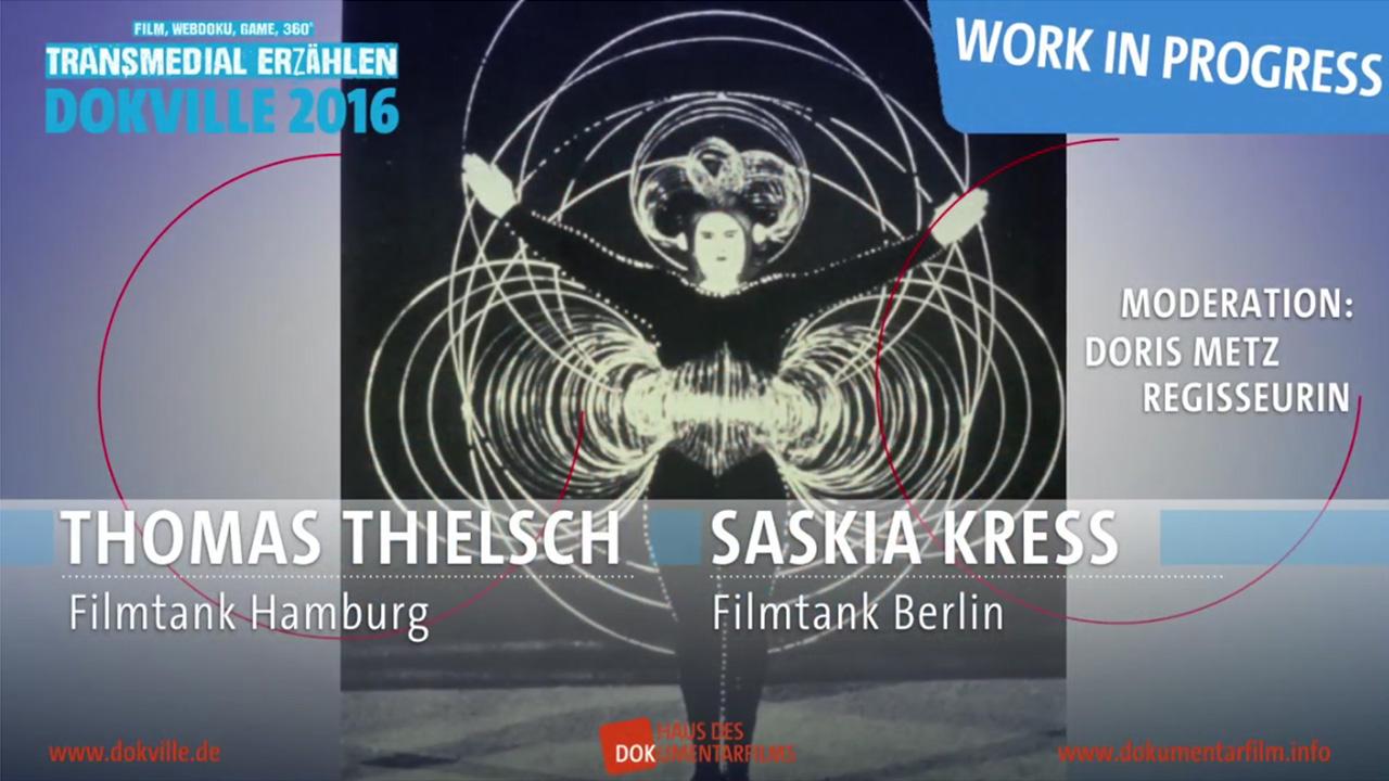 """Work in Progress: Filmtank stellt """"frogs & Friends und """"Bauhaus Spirit"""" bei DOKVILLE 2016 vor (HDF)"""