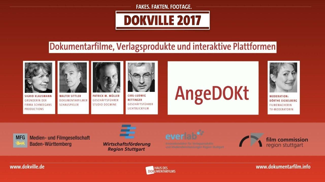 AngeDOKT Panel bei DOKVILLE 2017 (HDF)