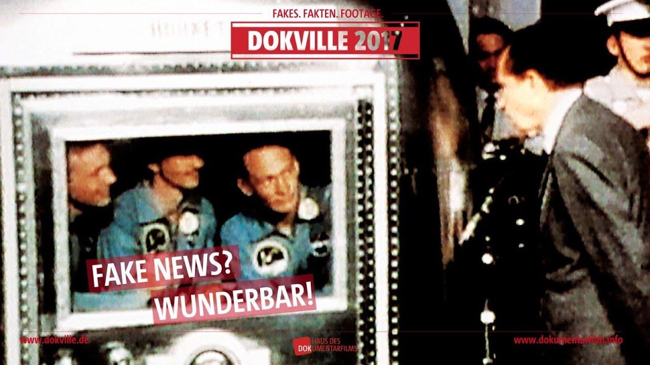 Keynote DOKVILLE 2017: Fake News? Wunderbar! (HDF)