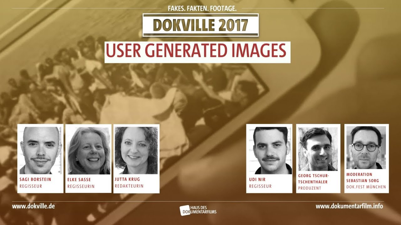 DOKVILLE Panel: User Generated Images (HDF)