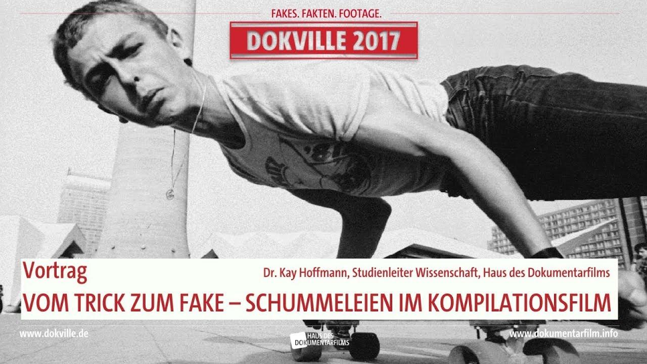 DOKVILLE Vortrag: Vom Trick zum Fake. Schummeleien im Kompilationsfilm. (HDF)