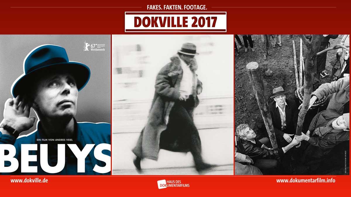 """Panel-Diskussion zum Dokumentarfilm """"Beuys"""" bei DOKVILLE 2017"""