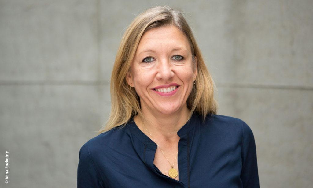 Porträt Nadja Tennstedt, DOK Leipzig (Foto: Anna Rozkosny)