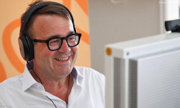 Frank Rother moderierte die Breakout Rooms bei DOKVILLE 2021 © Günther Ahner/HDF