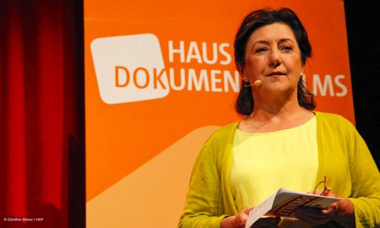 Ulrike Becker, Geschäftsführerin des Hauses des Dokumentarfilms © Günther Ahner/HDF