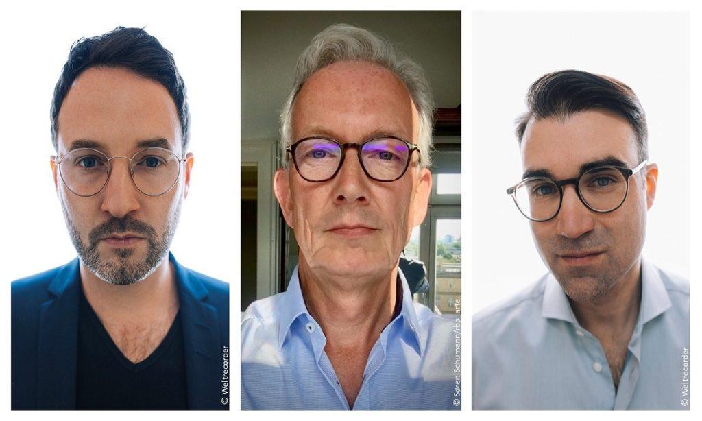 Simon Hufeisen / Dominik Bretsch / Sören Schumman Arte-Online-Serien DOKVILLE 2021