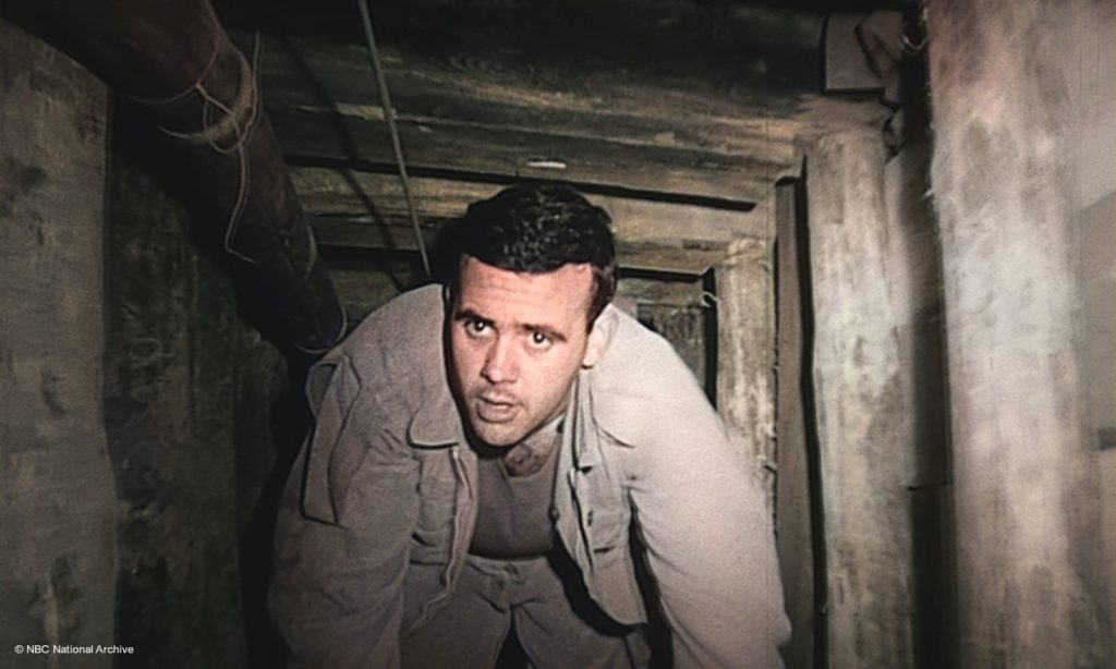 """Filmstill aus """"Der Tunnel"""" © NBC National Archive"""