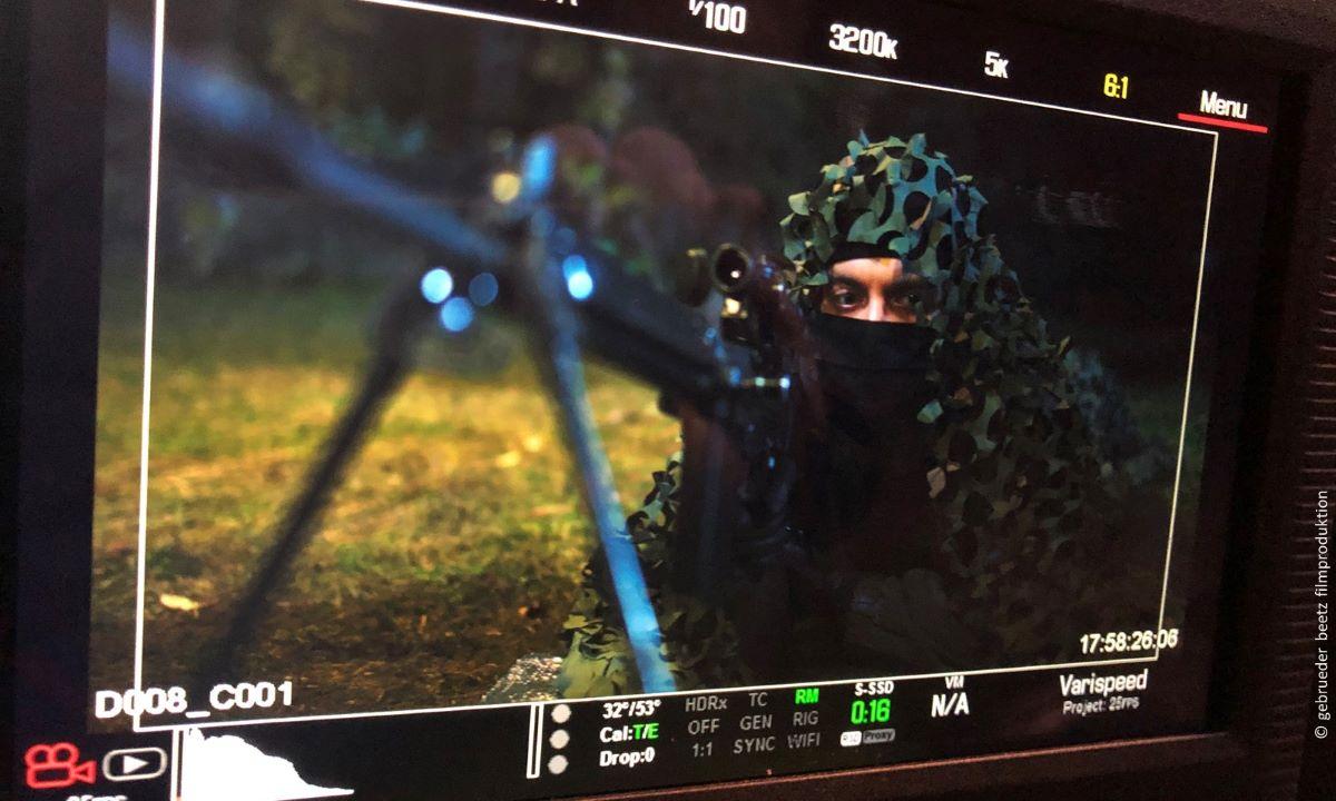 erste Deutsche Doku-Serie als Netflix Original bei DOKVILLE 2021