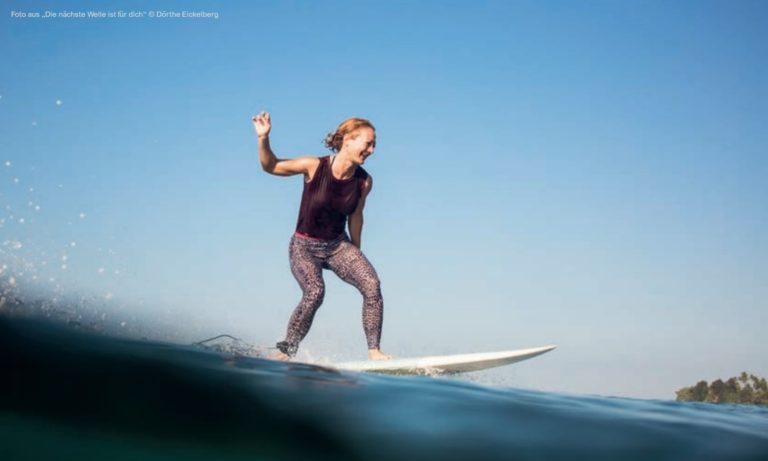 """Bild aus """"Die nächste Welle ist für dich"""" © Dörthe Eickelberg"""