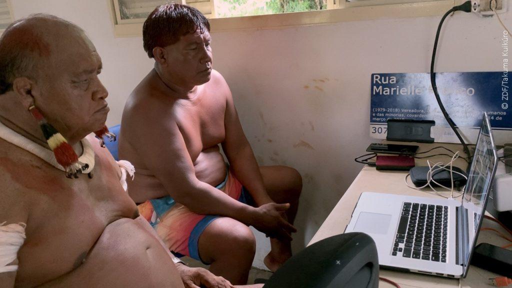 Doku Corona-Pandemie die Welt Jenseits der Stille Amazonas
