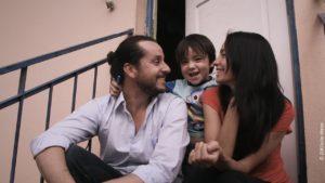 Familie aus Cochabamba in Doku Welt jenseits der Stille