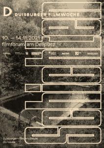 Key Visual Duisburger Filmwoche