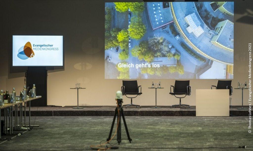 6. Evangelischer Medienkongress zur Rolle von Medien 2021