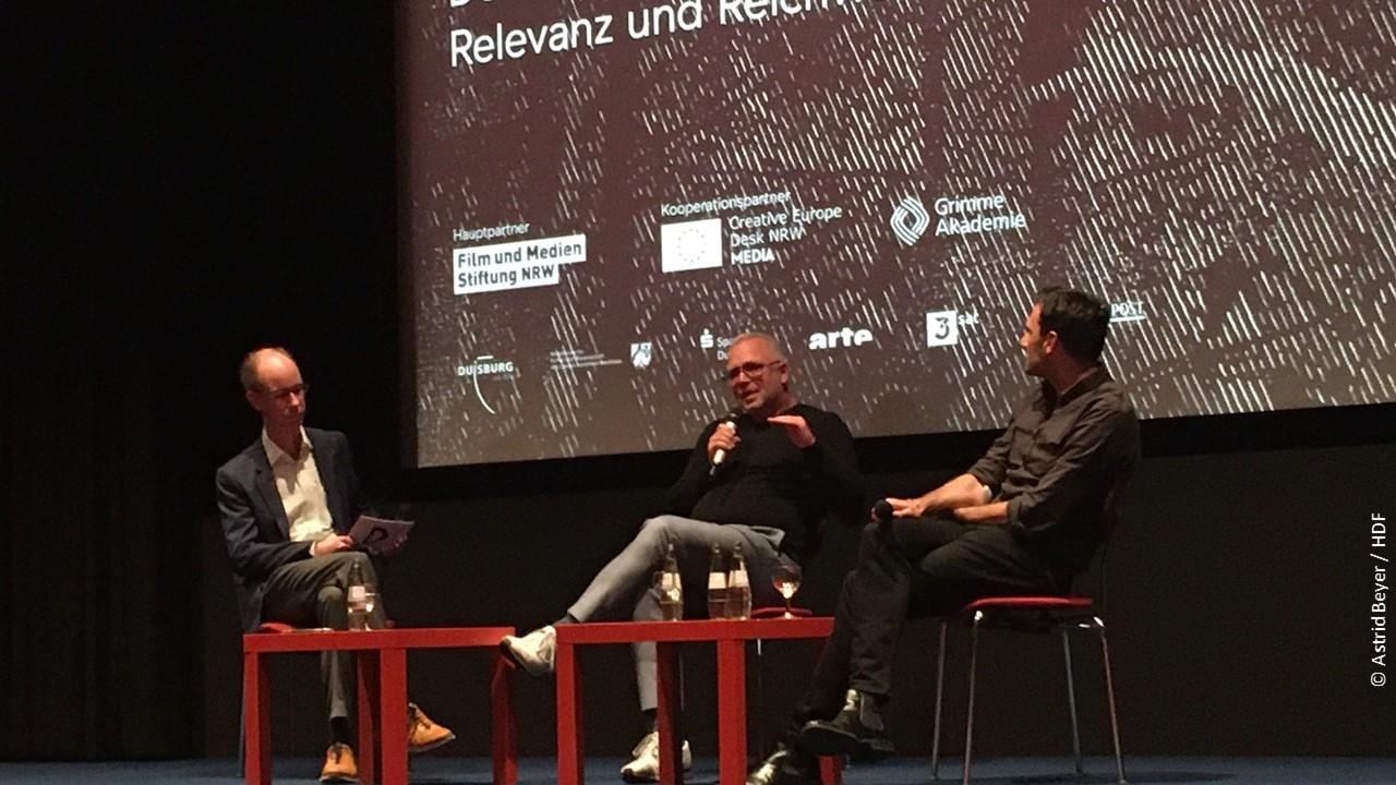 """Christian Beetz und Georg Tschurtschenthaler stellen neue Doku-Serie """"Viral Dreams"""" vor"""